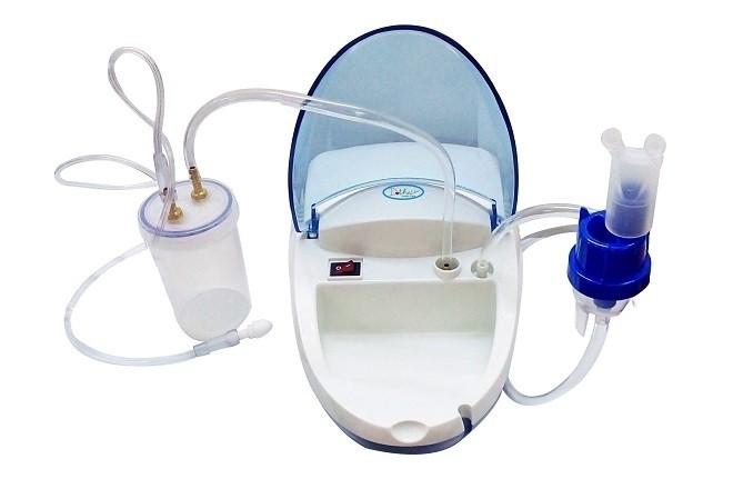 máy xông hút mũi 2 trong 1 dotha health care