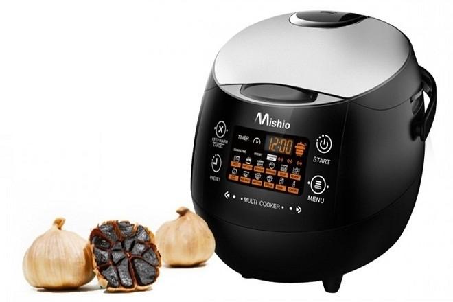 máy làm tỏi đen mishio MK03 là lựa chọn hợp lý để bảo vệ và chăm sóc sức khỏe gia đình bạn