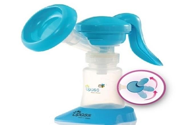 máy hút sữa bằng tay Upass