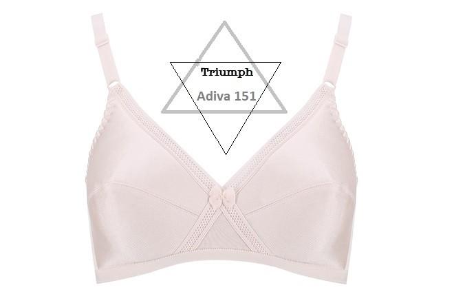 áo ngực cho bà bầu triumph diva 151 màu hồng