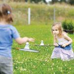 4 môn thể thao bố mẹ có thể chơi cùng con
