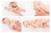Những lợi ích tuyệt vời của massage đối với sức khỏe bé