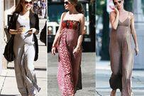 Top 7 mẫu váy maxi cho bà bầu đẹp bạn không thể làm ngơ