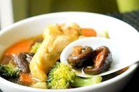 Gà nấu nấm hương - món ngon đơn giản dễ nấu nhất