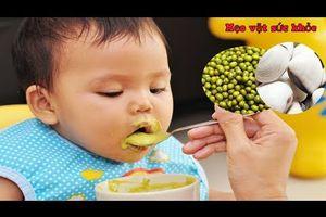 Mẹ Chỉ Mất 5 Phút Để Nấu Món Cháo Giải Nhiệt Cho Bé Trong Mùa Hè Nóng Nực Theo Cách Này