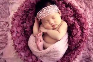 Chụp ảnh cho bé đẹp lung linh - bí quyết dành cho mẹ