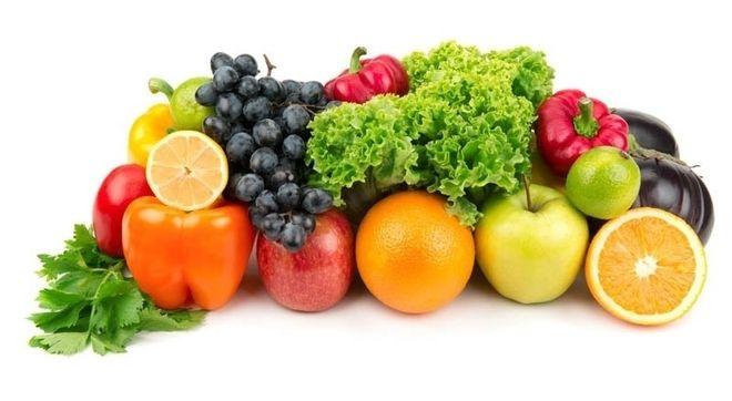 rau củ hoa quả