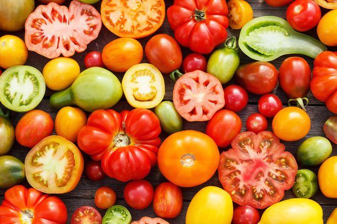 hạt cà chua