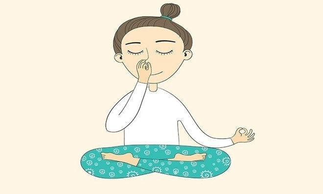 tập thở