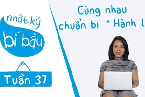 Thai 37 tuần