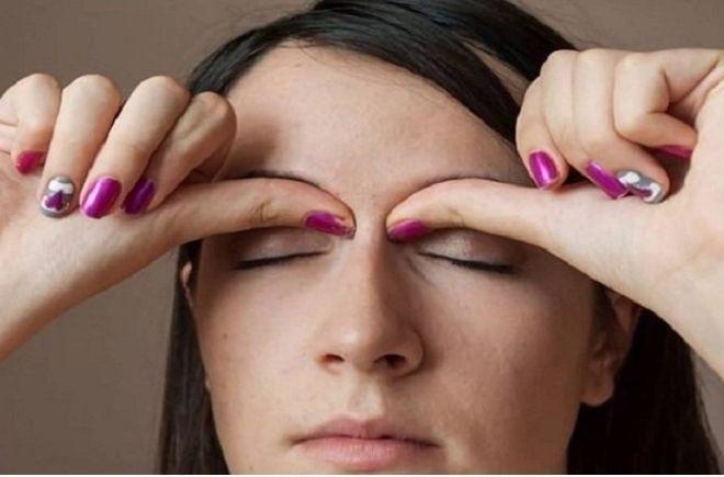 Bài tập chống cận thị