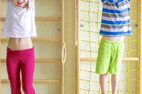 Chống gù lưng trẻ em chỉ với 2 phương pháp cực đơn giản