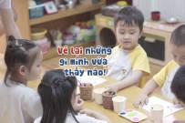 Trường Mầm non Song ngữ Kindy Town - Nơi những đứa trẻ lớn lên trong hạnh phúc