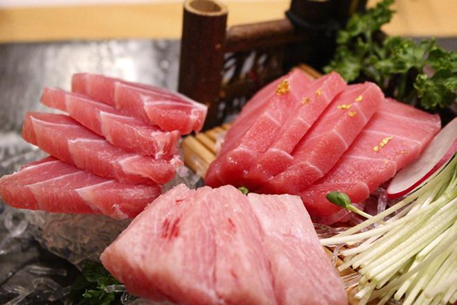 Bà bầu không nên ăn gì   cá ngừ