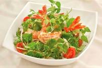 Mách mẹ công thức làm rau càng cua trộn tôm ngon mát bổ dưỡng