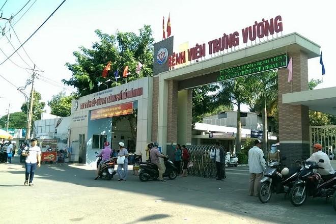 bệnh viện trưng vương