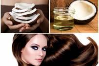Những tác dụng của dầu dừa nguyên chất trong làm đẹp, đặc biệt đối với tóc