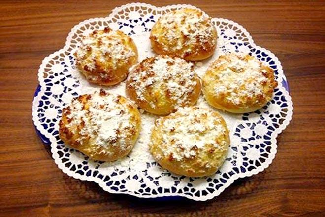 Bánh của Đứa Chúa Trời Pão-por-Deus Bồ Đào Nha
