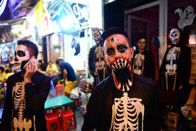 Halloween 2018 Phố cổ Hà Nội