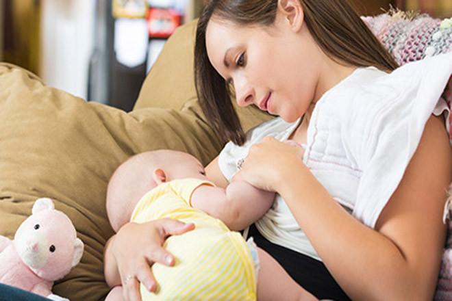 Nhu cầu bú của trẻ