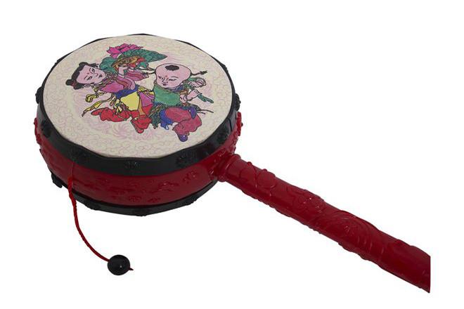 Dạy bé tập nói sớm bằng cách chơi các đồ vật phát ra âm thanh