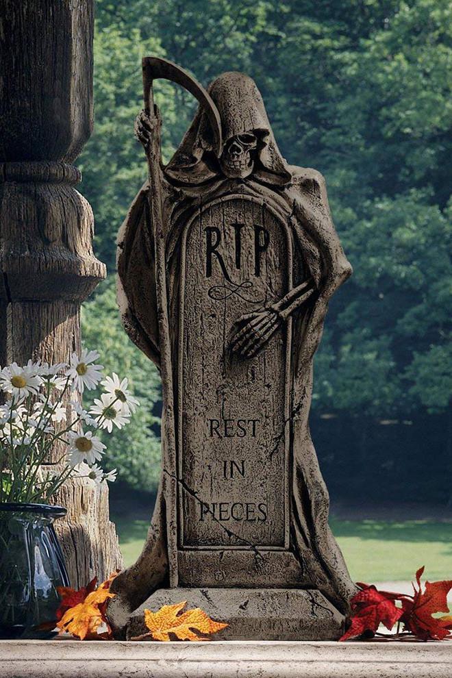 Bức tượng thần chết