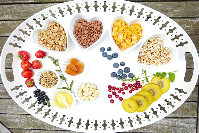 Dinh dưỡng lành mạnh cần thiết từ khi chuẩn bị mang thai