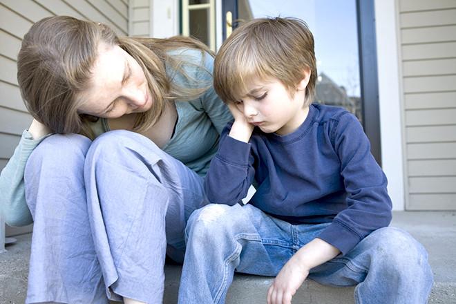Đừng bỏ rơi trẻ dù trong bất cứ tình huống nào