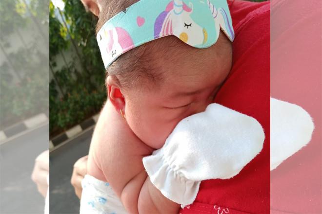 Tắm nắng cho trẻ sơ sinh theo mùa
