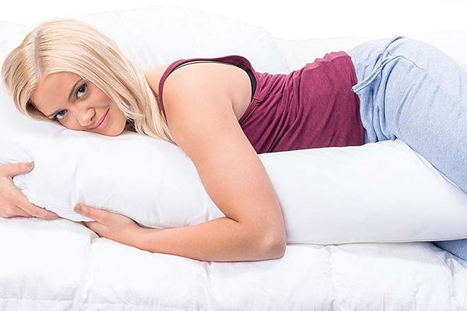 Bạn không thể nằm tư thế yêu thích của mình khi mang thai