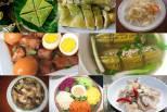 8 món ăn ngày Tết