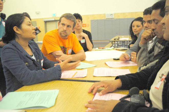 Ba mẹ hãy tham gia xây dựng kế hoạch ứng phó và ngăn chặn nạn bạo lực học đường ở địa phương