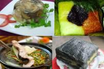 Những món ngon độc lạ ngày Tết giúp gia đình bạn thay đổi khẩu vị