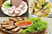 Các món ăn ngon ngày tết ở miền Bắc hấp dẫn dễ làm nhất