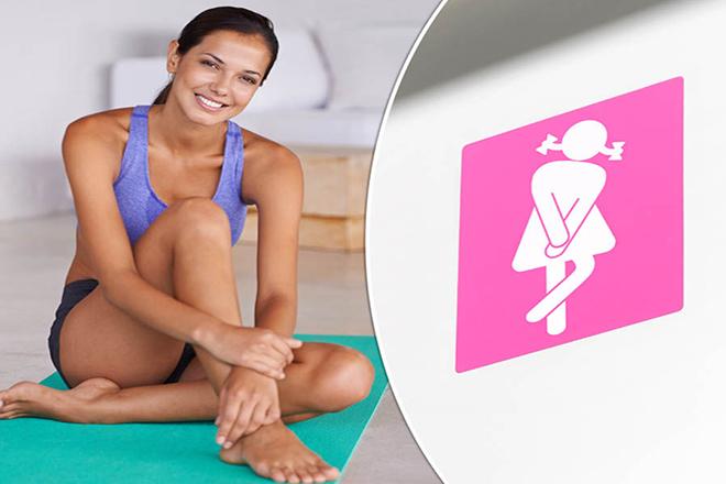 Phụ nữ sau sinh nên chủ động thực hiện và duy trì các bài tập cho cơ sàn chậu như Kegel để tránh chứng són tiểu về sau