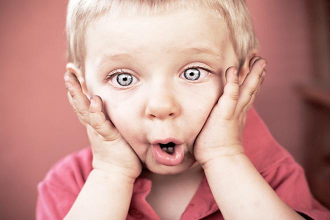 Trẻ càng nhạy cảm, càng dễ lo lắng và sợ hãi.