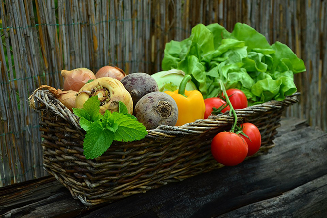 Bà bầu nên ăn rau gì