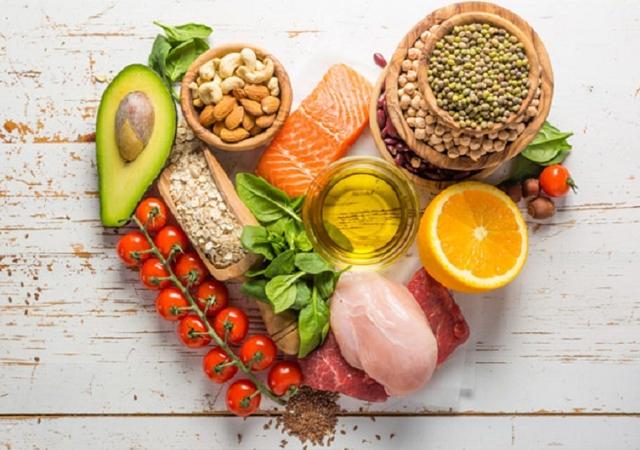chế độ ăn uống giàu dinh dưỡng