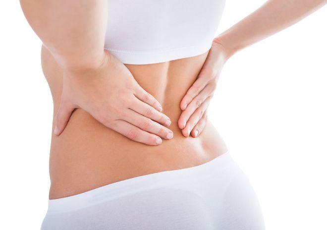 Sau sinh bị đau lưng