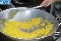 Cách làm cơm rang dưa bò ngon