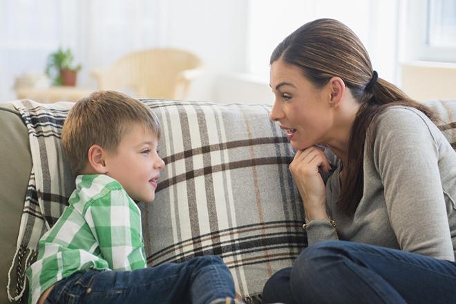 Bạn có thể hiểu tâm lý con mình thông qua những câu hỏi khác nhau.
