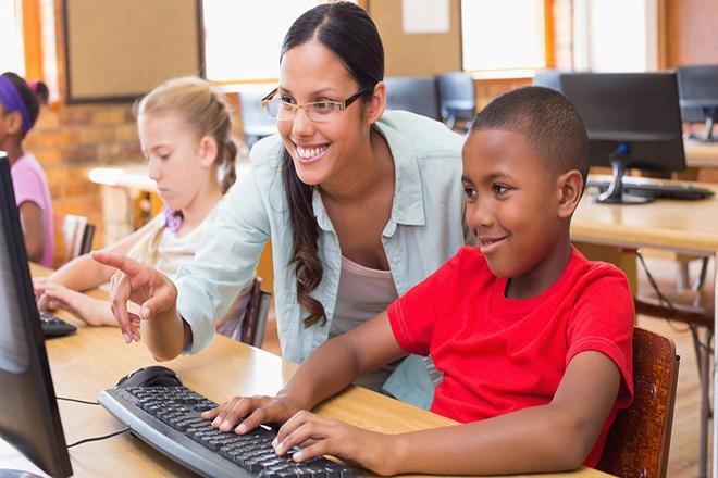 Hãy hỏi trẻ con thích môn học nào.