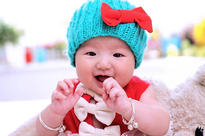 Bé 1 tuổi chưa mọc răng được xem là chậm mọc răng