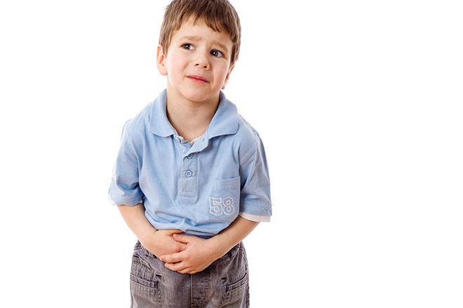 Chứng lồng ruột thường xảy ra ở bé trai nhiều hơn bé gái