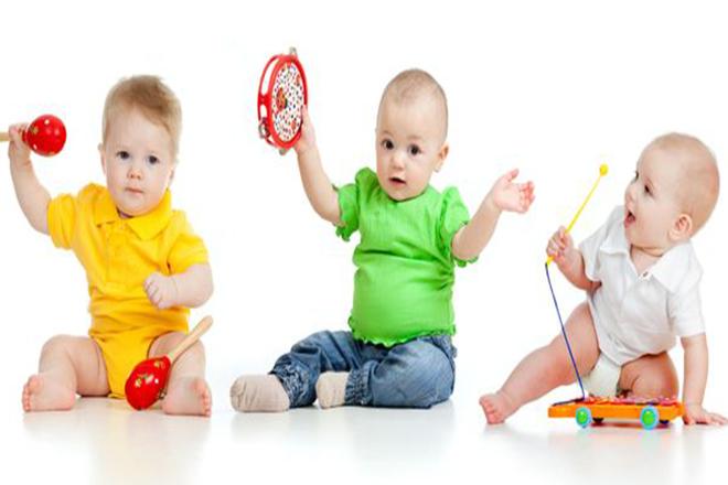 Vận động giúp cải thiện tình trạng bé lười ăn