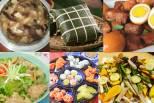 món ăn ngày Tết tăng cân siêu nhanh