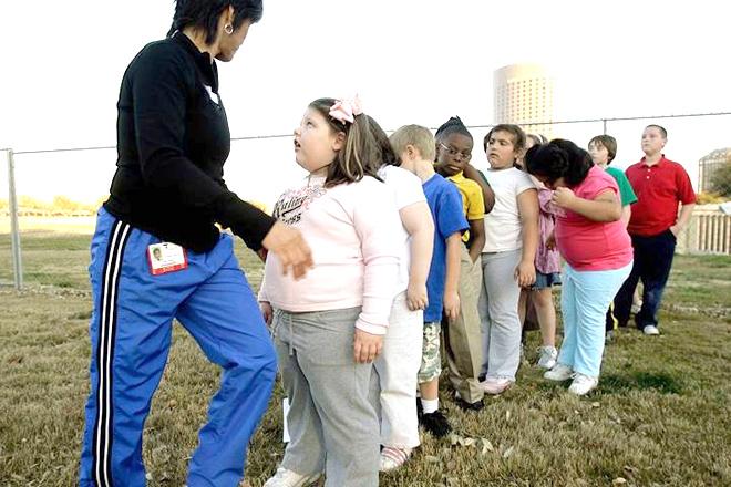 Trẻ thừa cân béo phù ngày càng tăng trong cuộc sống hiện đại