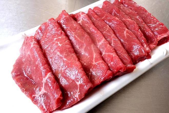 Cách cắt thịt bò