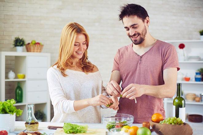 Chế độ dinh dưỡng trước khi mang thai