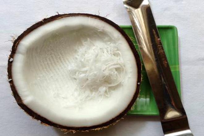 Dừa nạo